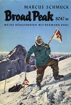 Obal Broad Peak 8047 m