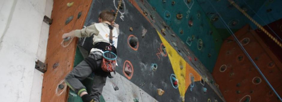 Kurz lezenia pre deti a mládež