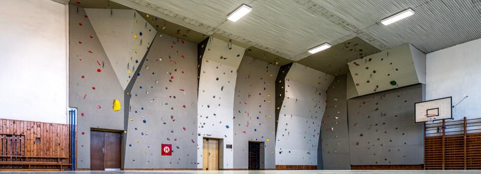 Lezecká stena Ružomberok