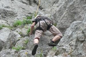 Horolezecký deň na Halinách 2011