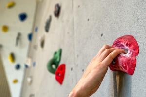 Nová lezecká stena