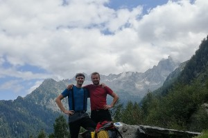 Piz Badile a Passo Sella 2019_1