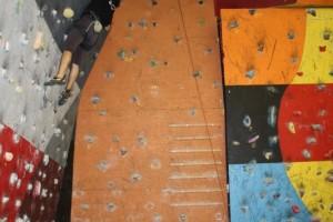 Súťaž v lezení na umelej stene (2012)