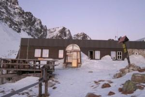 Sústredenie na Zbojníckej chate (4.-6.3.2011)