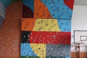 Umelá lezecká stena